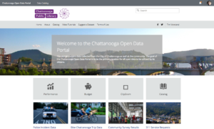 Chattanooga Open Data Portal 1
