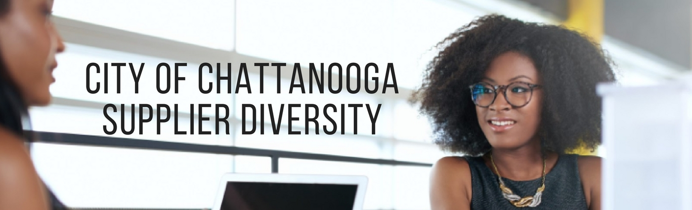City of ChattanoogaSupplier Diversity