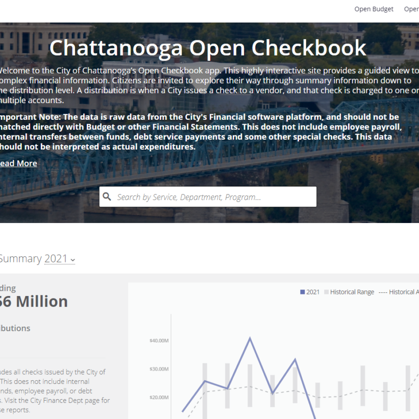OpenCheckbook